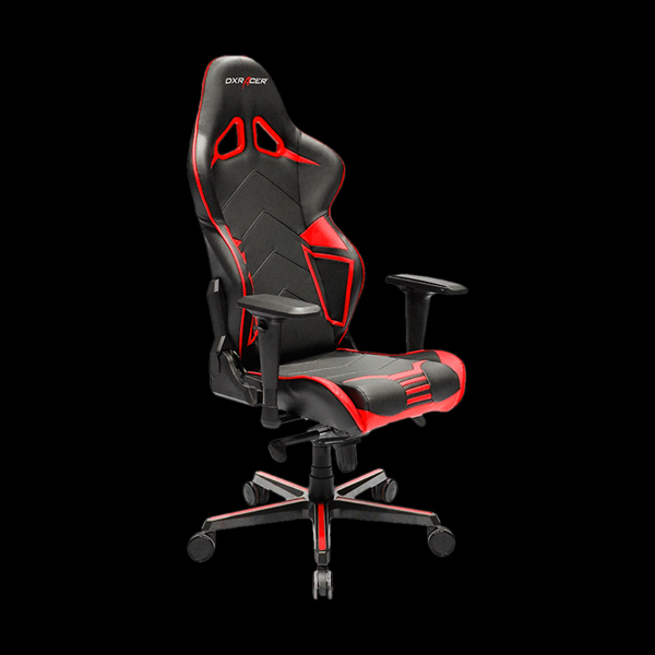 DXRacer Racing OH/RV131/NR Black/Red купить