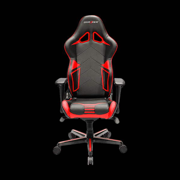 DXRacer Racing OH/RV131/NR Black/Red цена