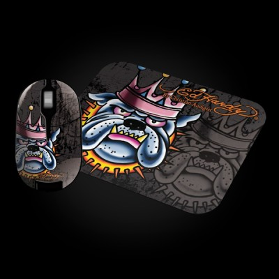 Ed Hardy King Dog Wireless Set