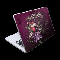 Ed Hardy Love Kills Slowly MacBook 15'' Skin