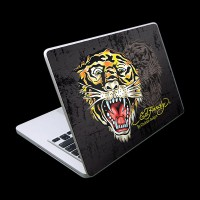 Ed Hardy Tiger MacBook 15'' Skin