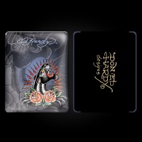 Ed Hardy Royal Blue iPad Case