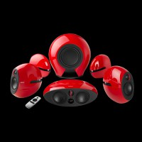 Edifier e255 Luna Red 5.1 Wireless_66589