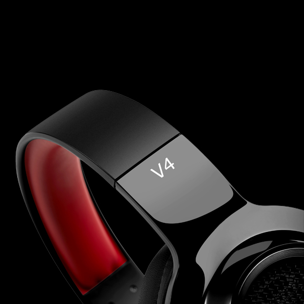 Edifier V4 Black/Red фото