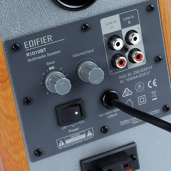 Edifier R1010BT Brown фото
