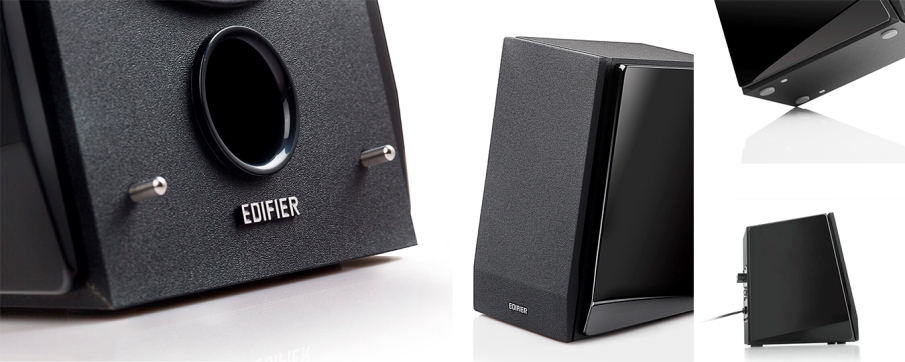 Каждая деталь акустической системы Edifier R1850DB