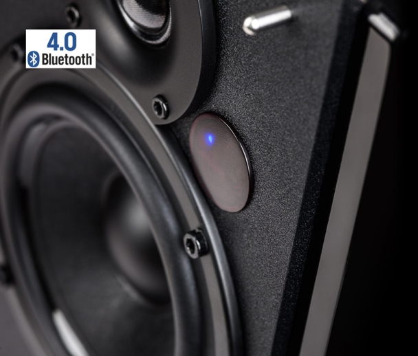 Беспроводная технология Bluetooth 4.0 у Edifier R1850DB