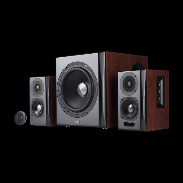 Edifier S350DB Brown 2.1 купить