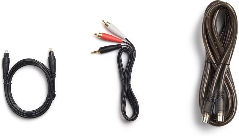 Все нужные провода в комплекте поставки