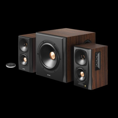 Edifier S360DB Brown 2.1 фото