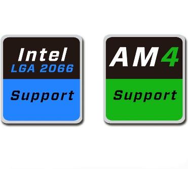 intel + AMD