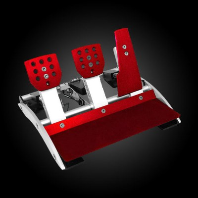 Fanatec Clubsport Pedals Colour Kit Red (CSPCKIT REEU)