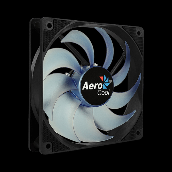 Aerocool Motion 12 Plus Blue LED цена