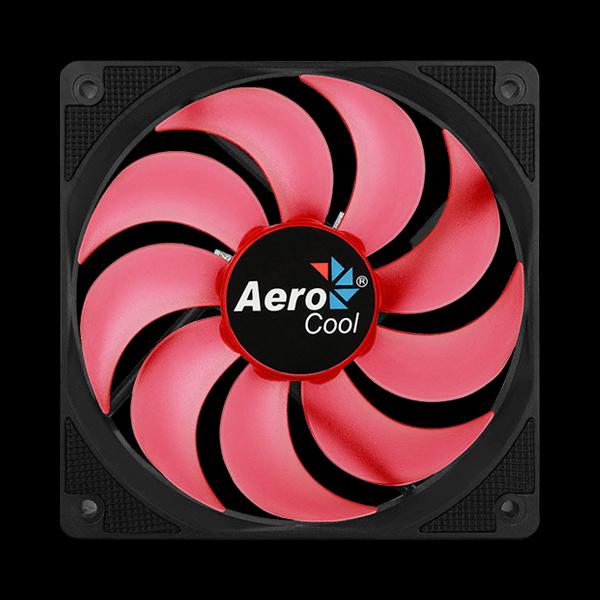 Aerocool Motion 12 Plus Red LED купить