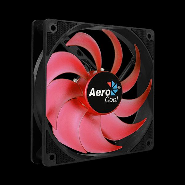 Aerocool Motion 12 Plus Red LED цена