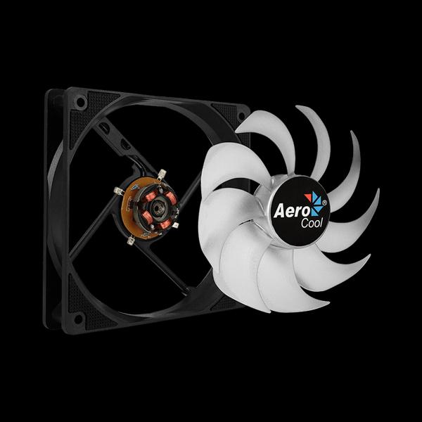Aerocool Motion 12 Plus White LED фото