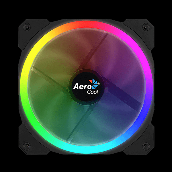 Aerocool Orbit 120mm RGB LED купить