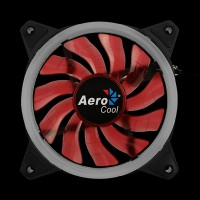 Aerocool Rev 120mm Red LED
