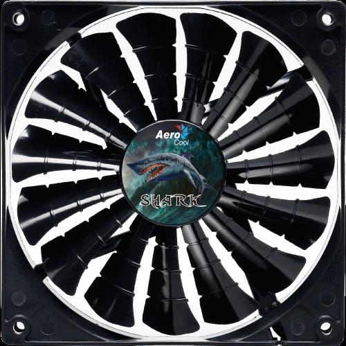 Shark Fan 120мм black
