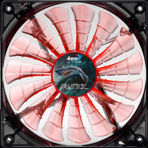 Shark Fan 120мм orange