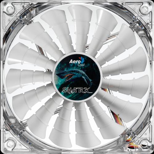 Shark Fan 120мм white