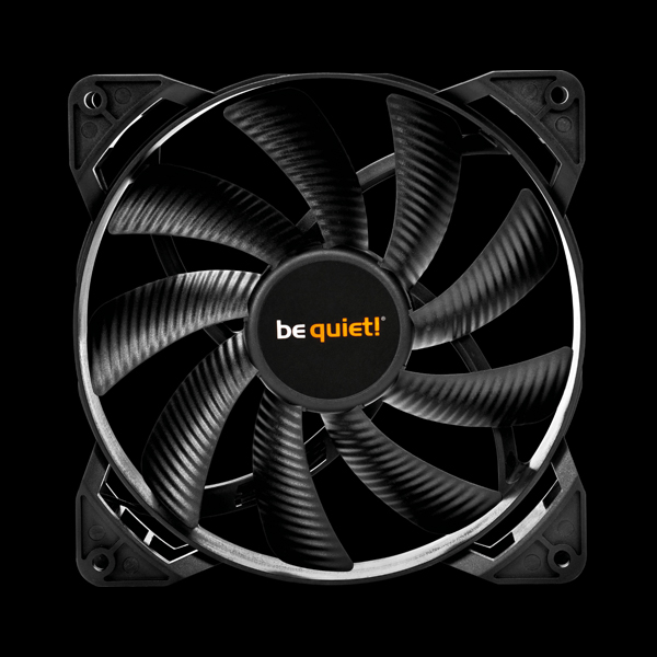 be quiet! Pure Wings 2 120mm PWM High Speed (BL081) фото