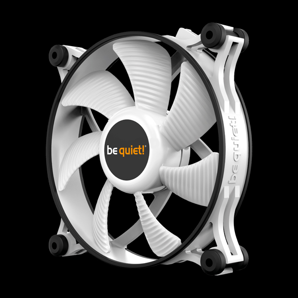 be quiet! Shadow Wings 2 120mm PWM White (BL089) стоимость