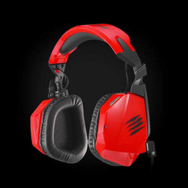 MadCatz F.R.E.Q 3 red (MCB434090013/02/1) купить