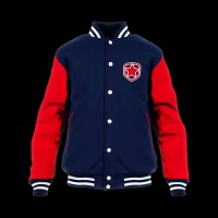 Gambit Jacket 2016 S (Blue/Red)