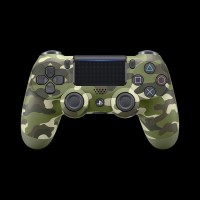 PlayStation 4 Dualshock 4 v2 Wireless Controller Green Cammo