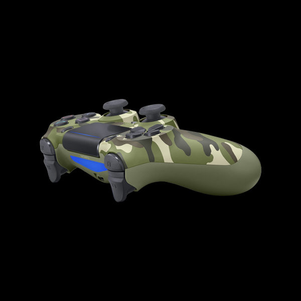 PlayStation 4 Dualshock 4 v2 Wireless Controller Green Cammo фото