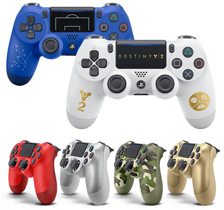 Dualshock 4 v2 Wireless Controller