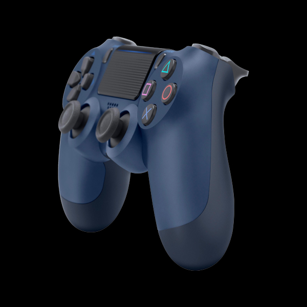 PlayStation 4 Dualshock 4 v2 Wireless Controller Midnight Blue купить
