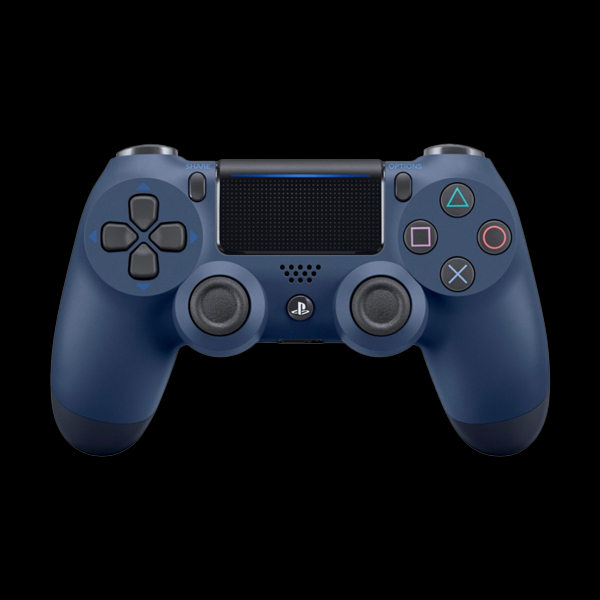 PlayStation 4 Dualshock 4 v2 Wireless Controller Midnight Blue цена