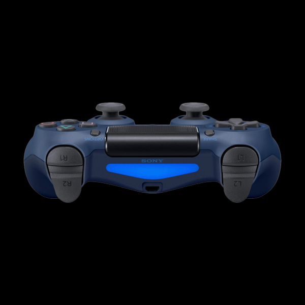 PlayStation 4 Dualshock 4 v2 Wireless Controller Midnight Blue фото