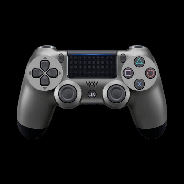 PlayStation 4 Dualshock 4 v2 Wireless Controller Steel Black цена