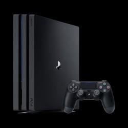 Sony PlayStation 4 Pro 1TB Black (CUH-7108)