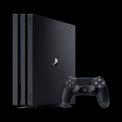 Sony PlayStation 4 Pro 1TB Black (CUH-7108)