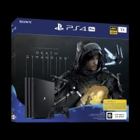 Sony PlayStation 4 Pro 1TB Black + Death Stranding