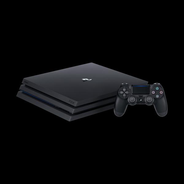 Sony PlayStation 4 Pro 1TB Black + FIFA 19 фото