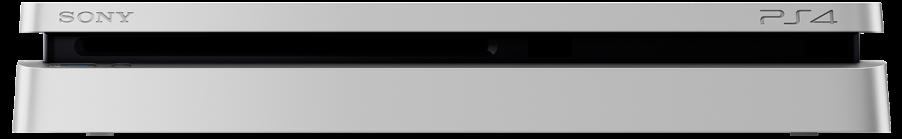 PlayStation 4 silver