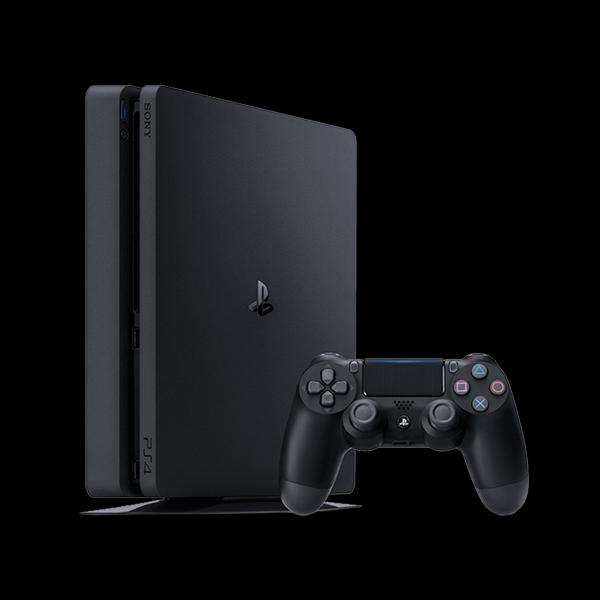 Sony PlayStation 4 Slim 1Tb + God of War фото