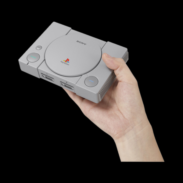 Sony PlayStation Classic фото