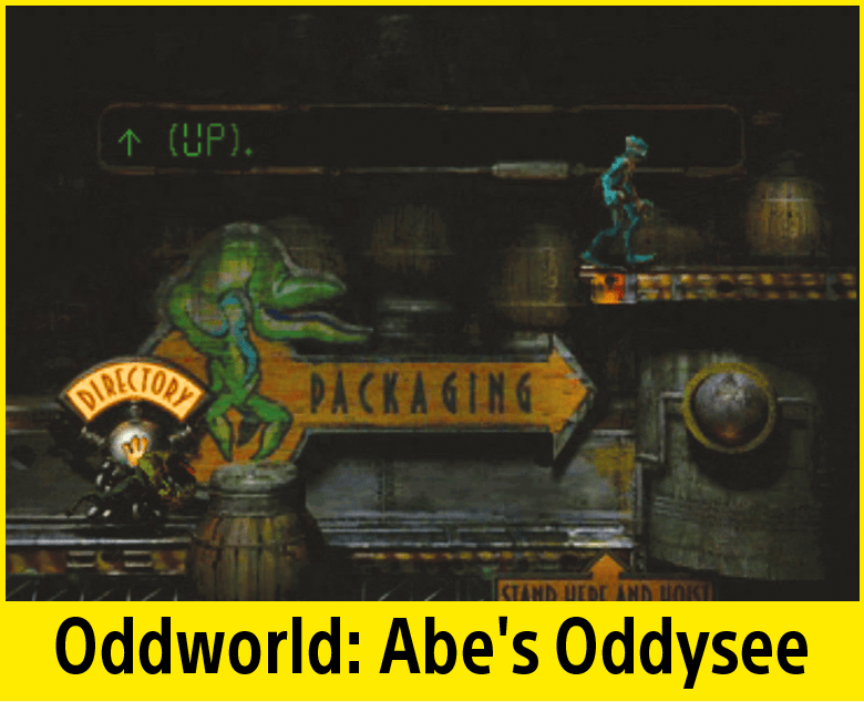 Oddworld: Abe`s Oddysee
