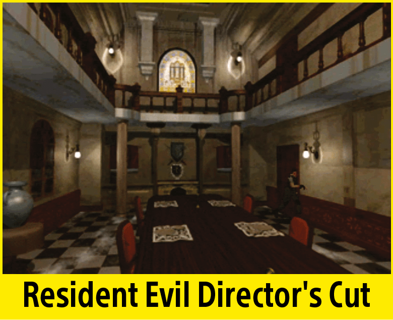 Resident Evil Director`s Cut