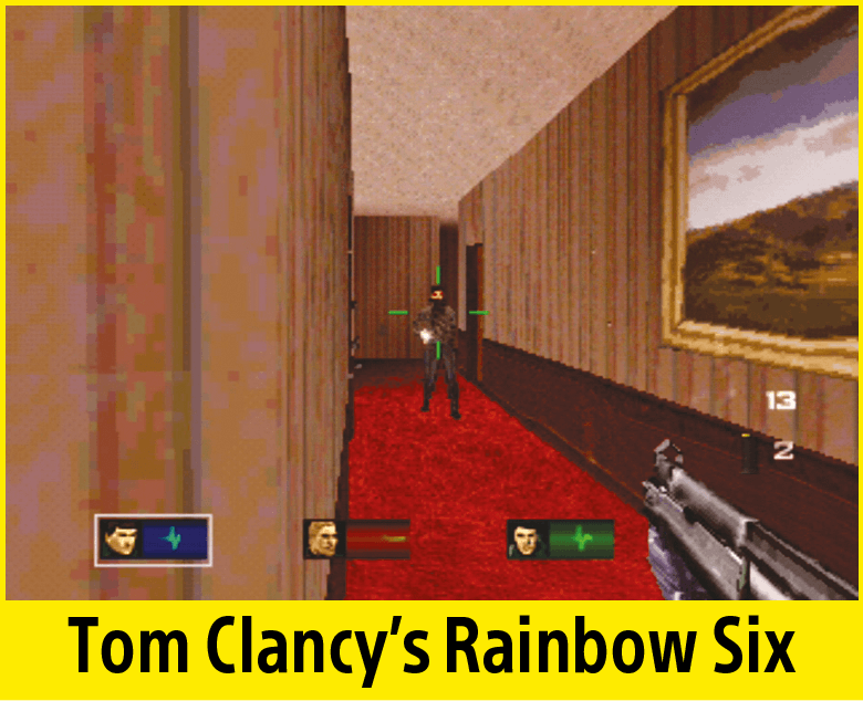 Tom Clancy`s Rainbow Six