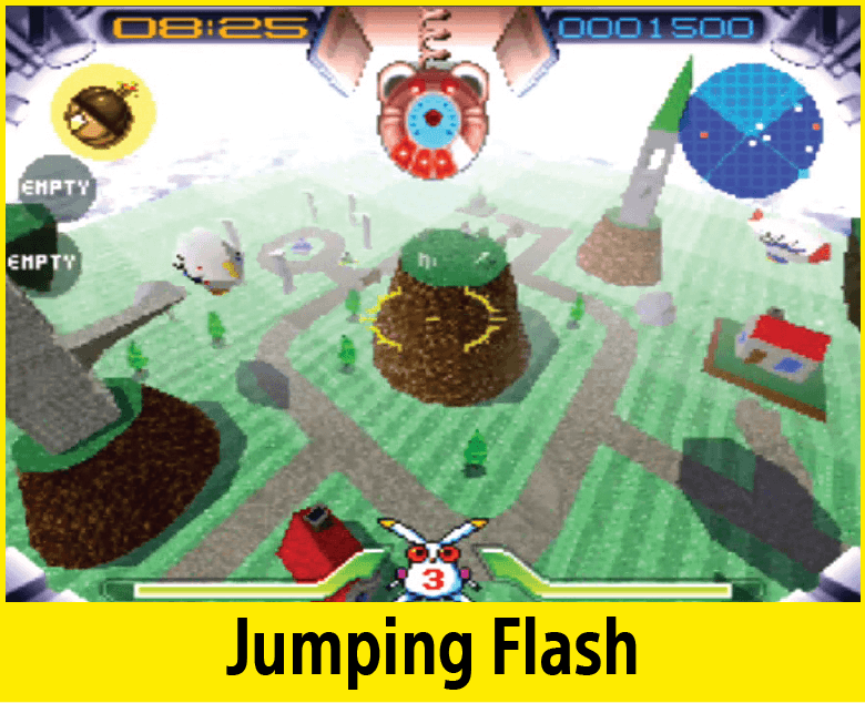 Jumping Flash