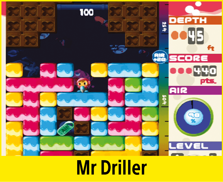Mr Driller