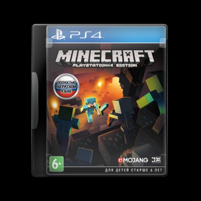 Minecraft. PS4 Edition