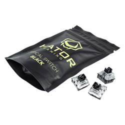 HATOR Kailh Optical Switch Black (HTS-111)
